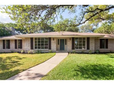 Travis County, Williamson County Single Family Home For Sale: 11511 Spicewood Pkwy