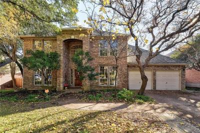 Travis County Single Family Home For Sale: 1421 Braided Rope Dr