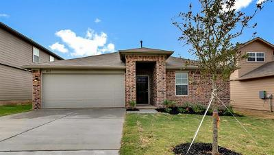 Hays County, Travis County, Williamson County Single Family Home For Sale: 6921 Ranchito Dr