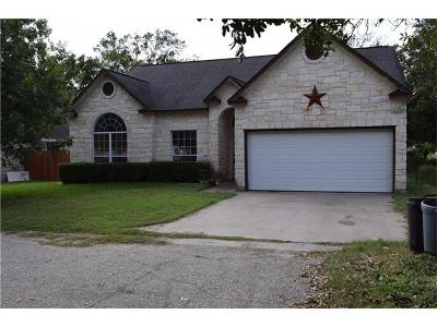 Smithville Single Family Home For Sale: 507 S Lueders Ln