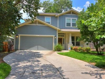 Travis County Single Family Home For Sale: 4102 Burnet Rd