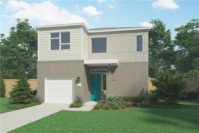 Austin Condo/Townhouse For Sale: 1306 W Wells Branch Pkwy #5