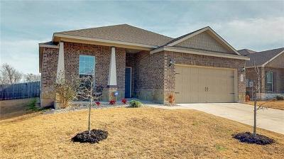 Travis County Single Family Home For Sale: 11621 Murron Dr