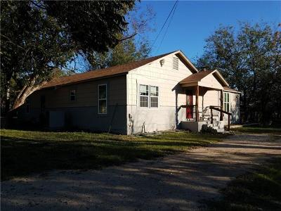 San Marcos Single Family Home For Sale: 2702 Post Rd