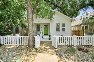 Austin Single Family Home For Sale: 4103 Avenue A