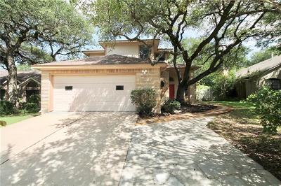 Austin Single Family Home For Sale: 15704 Racine Cv