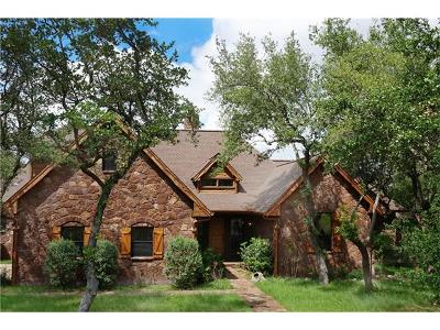Dripping Springs Single Family Home For Sale: 1212 Beauchamp