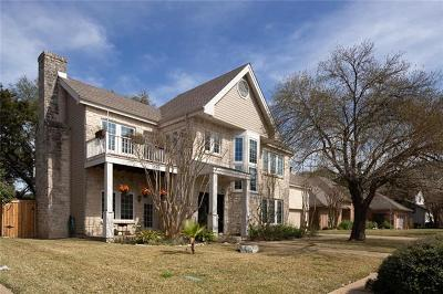 Austin Single Family Home Pending - Taking Backups: 6673 Whitemarsh Valley Walk