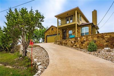 Dripping Springs Single Family Home For Sale: 17608 Panorama Dr