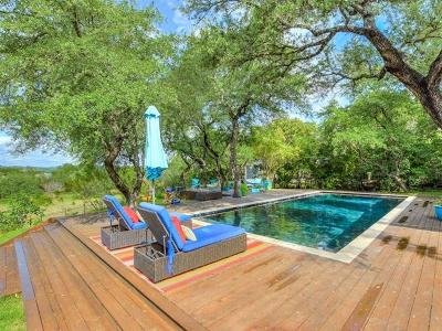 Austin Single Family Home For Sale: 17050 Trail Of The Woods