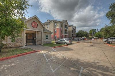 Austin Condo/Townhouse For Sale: 1901 Crossing Pl #2202