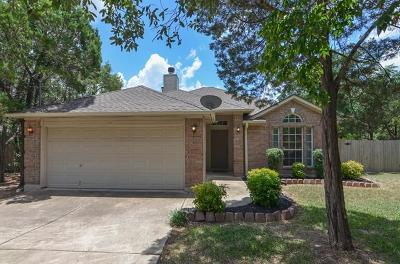 Cedar Park Single Family Home For Sale: 302 Lone Star Dr