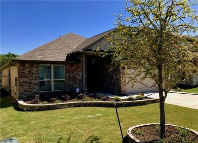Leander Single Family Home For Sale: 224 Callahan Ln