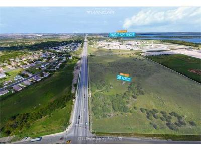 Travis County Residential Lots & Land For Sale: Decker Ln