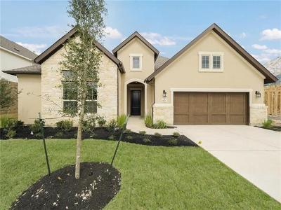 Leander Single Family Home For Sale: 1412 Saddlespur