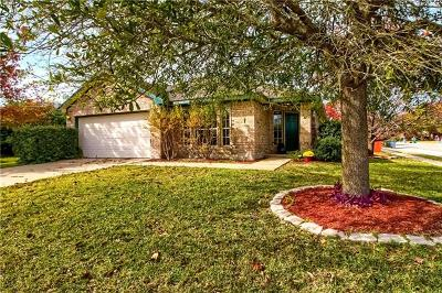 Pflugerville Single Family Home For Sale: 700 Geyser Ave
