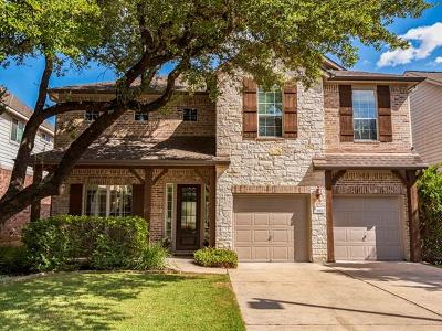 Austin Single Family Home For Sale: 11921 Bryony Dr Dr