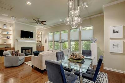 Austin TX Condo/Townhouse Pending - Taking Backups: $550,000