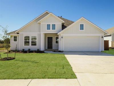 Liberty Hill Single Family Home For Sale: 600 Beebrush Ct