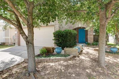 Hays County, Travis County, Williamson County Single Family Home For Sale: 6508 Alum Rock Cv
