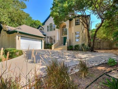 Austin Single Family Home For Sale: 7406 Rain Creek Pkwy