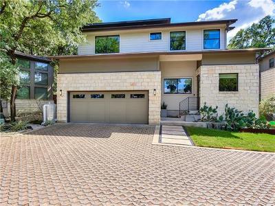 Austin Single Family Home For Sale: 2811 Del Curto Rd #B