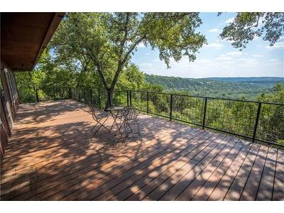 Travis County Single Family Home For Sale: 440 Whippoorwill Trl