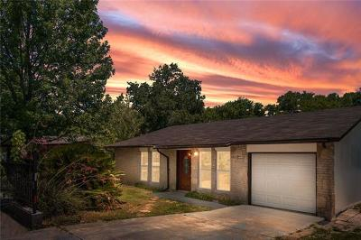 Austin Single Family Home For Sale: 4811 Creek Bend Dr