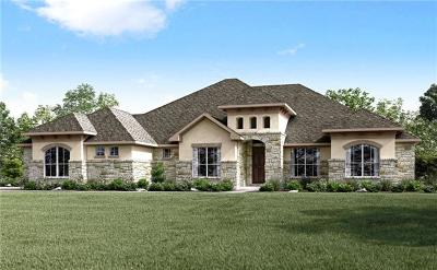 Leander Single Family Home For Sale: 3500 Branch Hollow