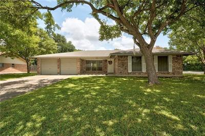 Austin Single Family Home For Sale: 2304 Monarch Dr