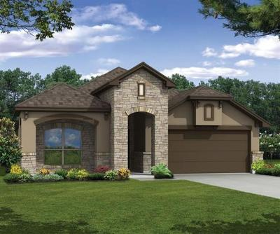 Spicewood Single Family Home For Sale: 22312 Chipotle Pass