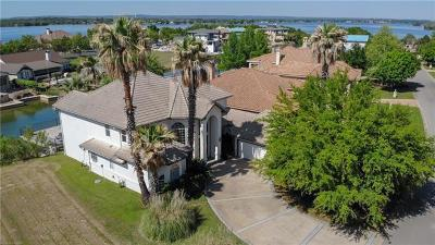 Horseshoe Bay Single Family Home For Sale: 206 Wennmohs Pl