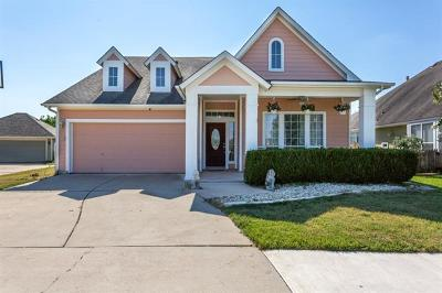 Georgetown Single Family Home For Sale: 132 Summers Grn