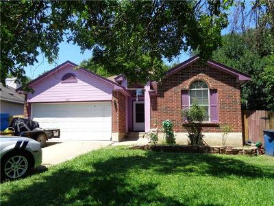 Austin Single Family Home For Sale: 6301 Garden View Dr