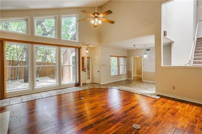Travis County Condo/Townhouse Pending - Taking Backups: 8121 Forest Mesa Dr