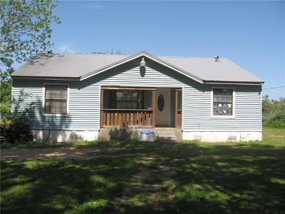 Del Valle Single Family Home For Sale: 2000 Man O War Dr