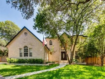 Round Rock Single Family Home For Sale: 905 Morning View Pl