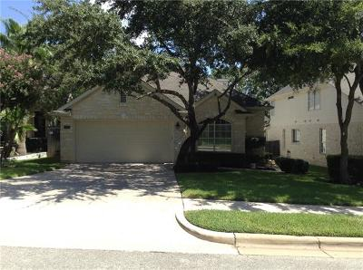 Austin Single Family Home For Sale: 11512 Sweet Basil Ct