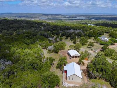 Burnet Single Family Home For Sale: 453 County Road 143
