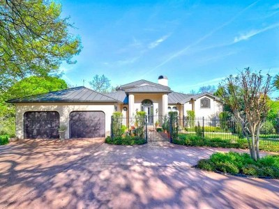 Horseshoe Bay Single Family Home For Sale: 106 Bent One