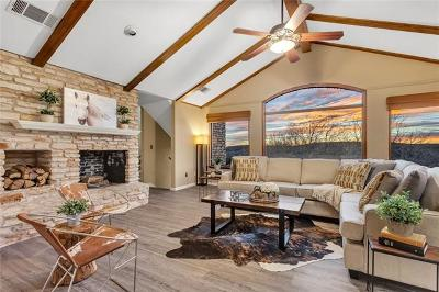 Austin Single Family Home For Sale: 8528 Adirondack Trl