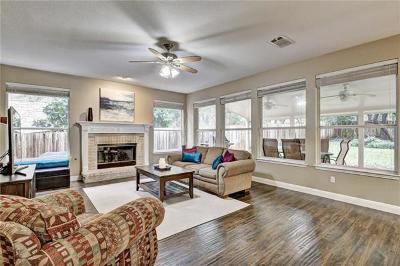Austin Single Family Home For Sale: 17030 Capri Isle Ln