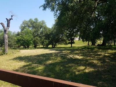 Salado Residential Lots & Land For Sale: 501 Salado Plaza Dr