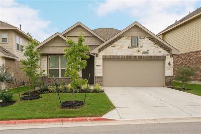 Pflugerville Single Family Home For Sale: 13911 Stripling Ln #22