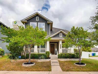Cedar Park Single Family Home Pending - Taking Backups: 1829 Lost Maples Loop