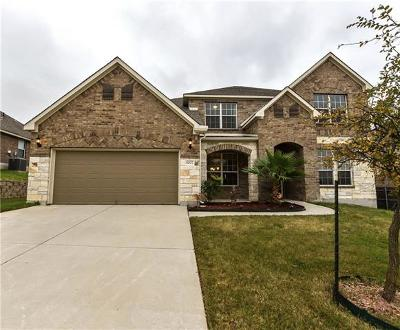Killeen Single Family Home For Sale: 6002 Siltstone Loop