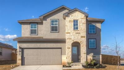 San Marcos Single Family Home For Sale: 121 Lance Trail