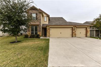 Killeen Single Family Home For Sale: 3505 Greyfriar Dr