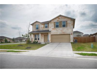 Single Family Home Active Contingent: 101 W Leon River Loop