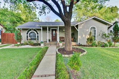 Single Family Home For Sale: 5105 Valley Oak Dr